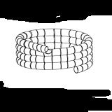 Защитная спиральная трубка